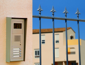 apartment entry systems